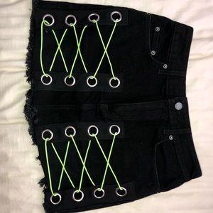 LF skirt
